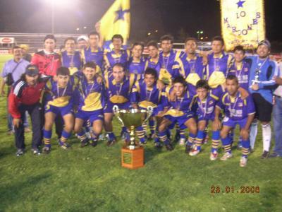 Campeon de Campeones Nacionales 2006